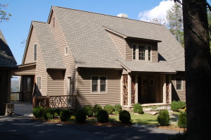 Franklin NC home builders