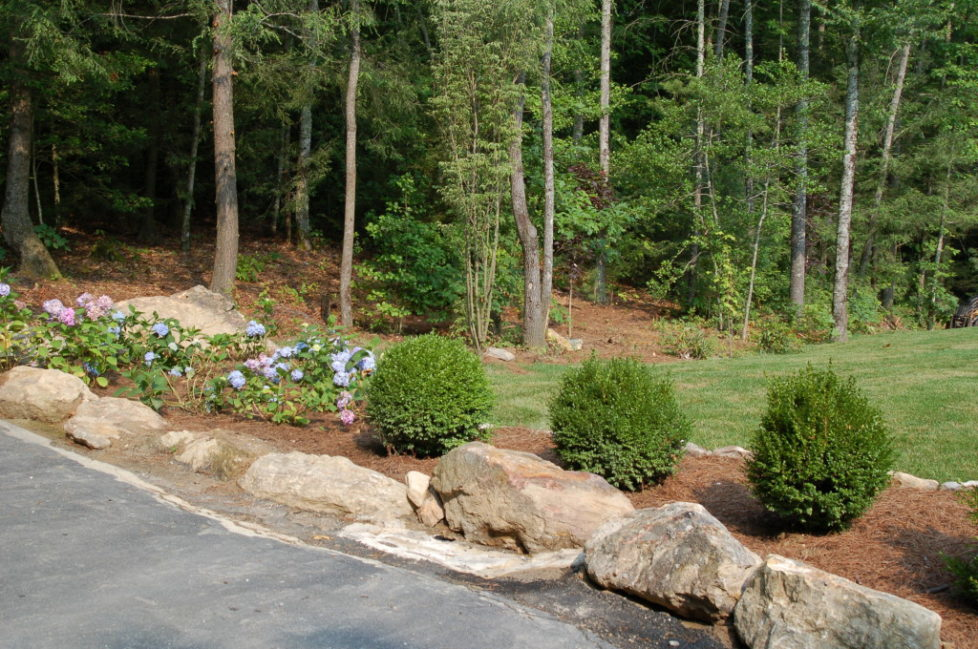 Landscaping Highlands NC 1